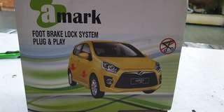 Axia brake lock