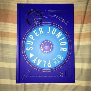 Album Super Junior Play One More Chance Ver