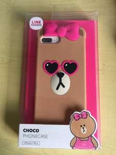 New Lines Friends Cho Cho iPhones case