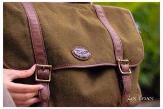 Tas FOSSIL ESTATE messenger Laptop sling bag selempang