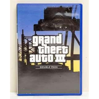 Grand Theft Auto III (3) PlayStation 2 - PAL - Video Game