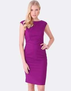 BNWT Forcast Rosalie Vent Dress