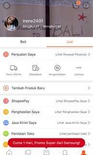 Shopee ID : irene2401