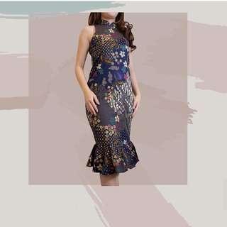 Eve Batik Dress