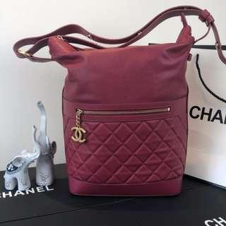 CHANEL bag Cowhide material Retro Style bag