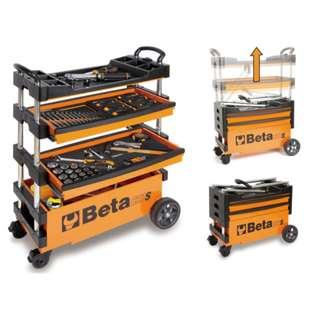 BETA  FOLDING TOOL TROLLEY FOR PORTABLE USE