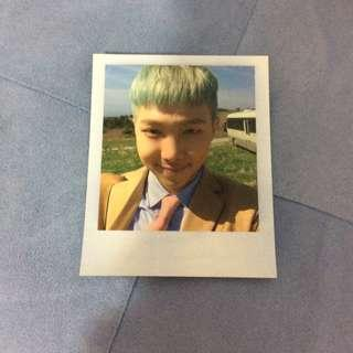 BTS Young Forever official photocard