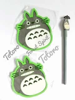 Tonari Totoro Silicone Coaster