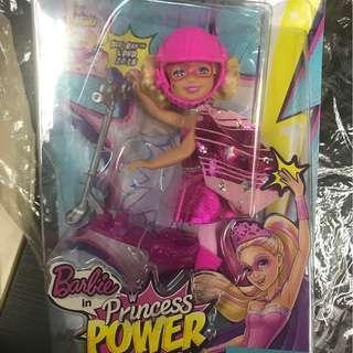 Barbie in Princess Power Doll