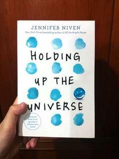(1/2) Holding Up The Universe by Jennifer Niven