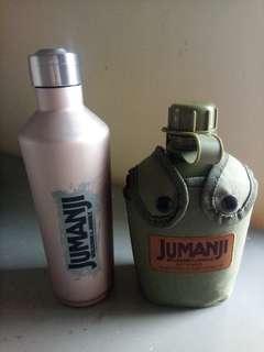 Jumanji bottles