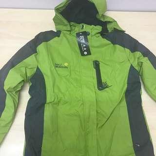 Winter Wear - Green