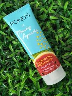 [Share In Pot] Pond's Maudy Ayunda Brightening Watermelon Facial Foam