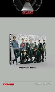 EXO DON'T MESS UP MY TEMPO VIVACE VER. (LIMITED EDITION)