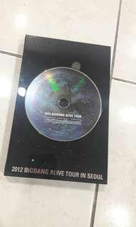 Ori Bigbang Alive Tour in Seoul