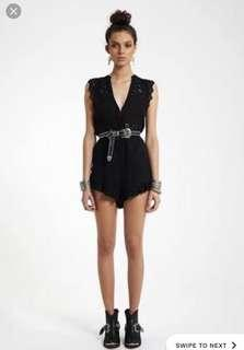 Spell and the Gypsy Isla Bonita playsuit -S