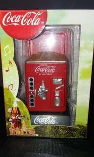 可口可樂汽水机音乐盒