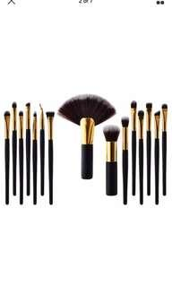 Set of 12 Eye Makeup Brushes