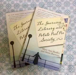 THE GUERNSEY LITERARY AND POTATO PEEL PIE SOCIETY 📚