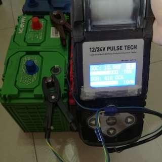 Used 55B24L Car Batteries