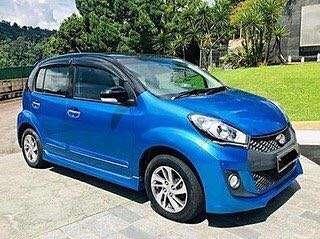 Perodua myvi  Advance (A)