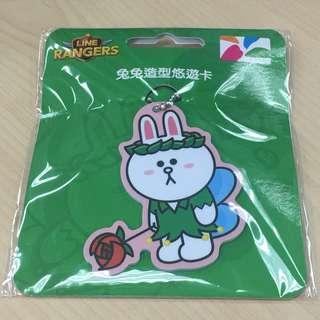 Line friends Cony 花仙子兔兔台灣悠遊卡