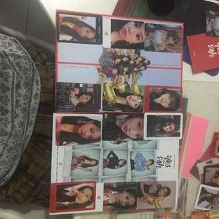 Wts/wtt twice yes or yes photocards
