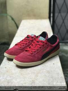 Puma Dallas Suede Red