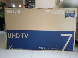 Samsung UA50NU7090 - Smart TV 50inch UHD 4K