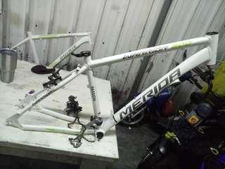 merida frame etc alloy