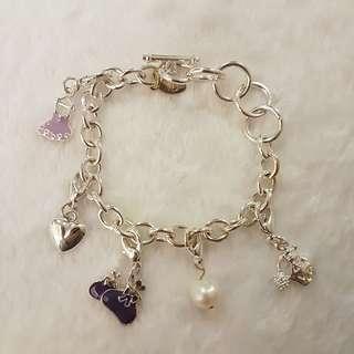 韓國珍珠手鍊