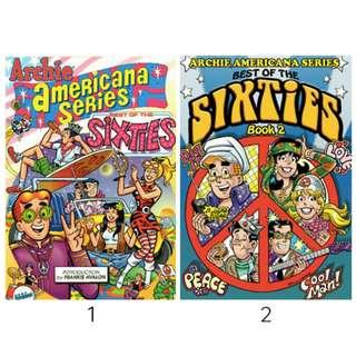 Archie Americana: Best of the Sixties Book 1 and 2 (ebook)