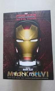 Iron man 藍牙 speaker 揚聲器 交換禮物精選