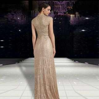 Night Gown/dress/Evening Gown