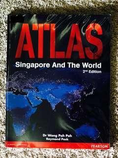 Longman Atlas: Singapore and the World