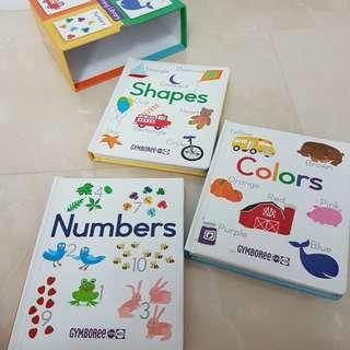 Gymboree Early Learning Board Books