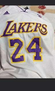 Kobe Bryant Lakers Jersey (Authentic)