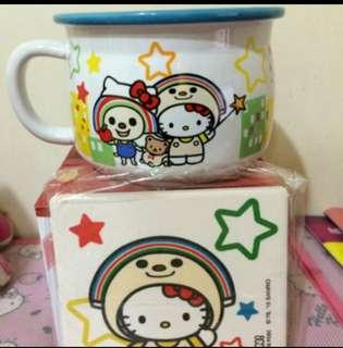 🚚 Kitty陶瓷碗