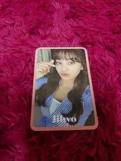 [WTS] Twice Jihyo Thailand card