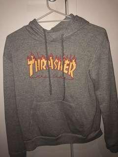 Fake Thrasher Hoodie