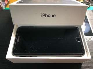 🚚 iphone7PIus 128g 霧黑