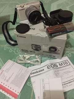Di jual Canon M10