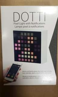 Dotti pixel light LED 電子燈