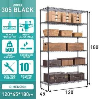 5 tier Rack Storage