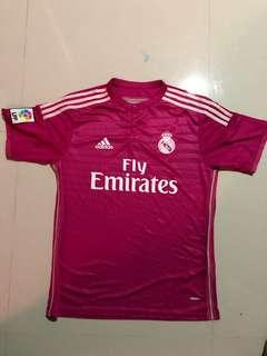 PRELOVED ITEM JERSEY (Real Madrid Jersey)
