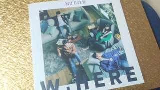 Nuest W W.here album