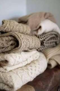 冬季衣物福袋♡