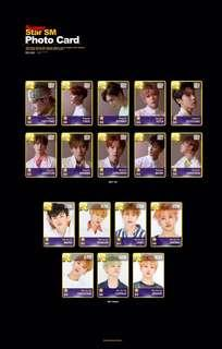 [share] NCT Superstar SM Photocards