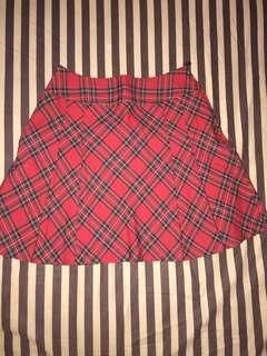 Rok Tartan (tartan skirt)✨