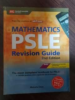 Marshall Cavendish Mathematics PSLE Revision Guide